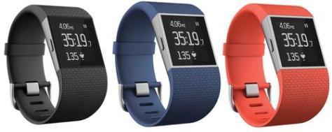 Fitbit-Surge-couleurs