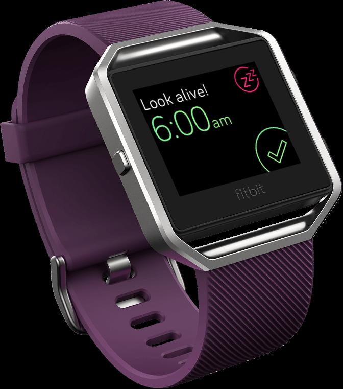 J'ai testé pour vous: la montre intelligente Fitbit Blaze
