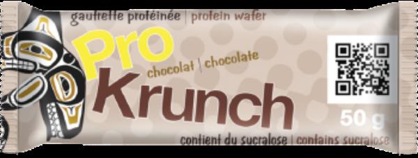 Au banc d'essai: La barre protéinée Pro Krunch