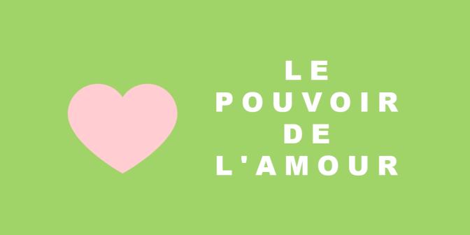 L'amour triomphe de tout!