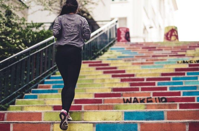 Courir pour la santé ; les bienfaits